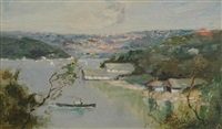 mosman bay by john banks