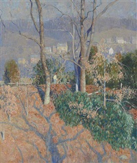over the hill by daniel garber
