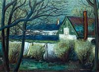 boerderij in ockenburg by kees andrea