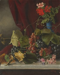 still life by lawrence carmichael earle