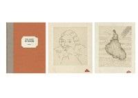 note book (portfolio of 21) by toshio arimoto