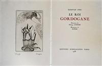 le roi gordogane (bk w/1 work) by toyen (maria cerminova)