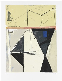 m by richard diebenkorn