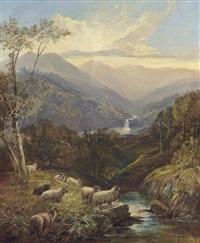 highland stream by joseph adam