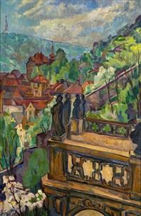 z fürstenbesrské zahrady by ladislav sima