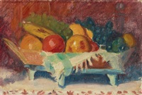 le plat de fruits by jean puy