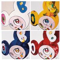 and then, and then and then and then and then (4) by takashi murakami