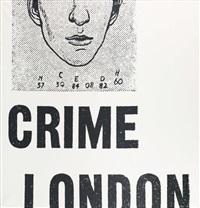 crime london by joan rabascall