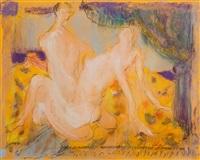 erotyk żółty by michal zaborowski