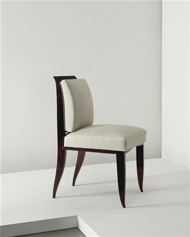 side chair by émile jacques ruhlmann