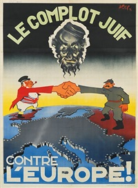 le complot juif/contre l'europe! by abel