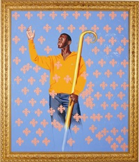st. remi by kehinde wiley