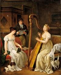 le concert by marguerite gérard