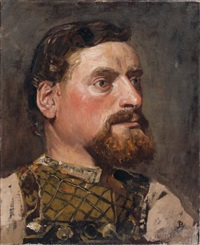 portrait d'homme by jean paul laurens
