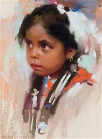chief's child by harley brown