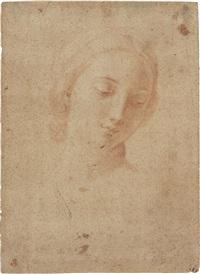 ritratto di giovane donna by pompeo girolamo batoni