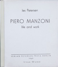 life and work by piero manzoni