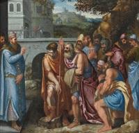 joseph and his brothers by giuseppe (salviati) porta