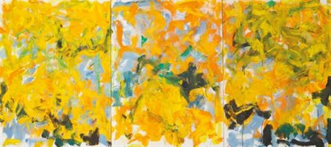 some more in 3 parts by joan mitchell