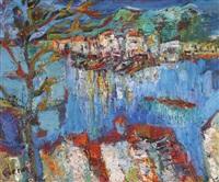 reflection by yitzhak frenkel-frenel