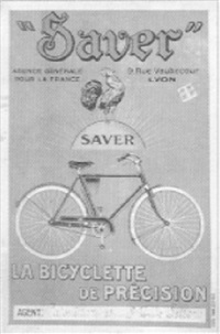 la bicyclette saver, lyon by posters: sports - boxing