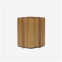 wastepaper basket by herman miller