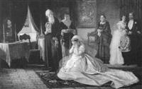före bröllopet by firs sergeyevich zhuravlev