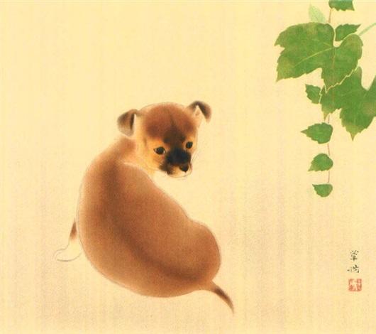 puppy by kayo yamaguchi