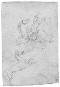 st. george and the dragon by italian school-veronese (15)
