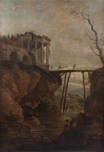 artwork by hubert robert