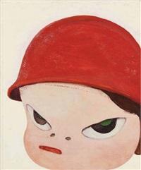 little red troopwe by yoshitomo nara