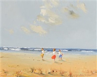 warm summer breeze by thelma mansfield