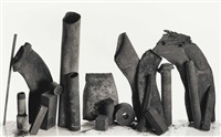 twenty metal pieces, march by irving penn