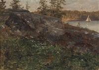 archipelago, parainen finland by fredrik ahlstedt