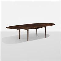 rare judas dining table by finn juhl