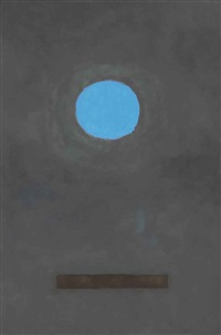 pewter by adolph gottlieb