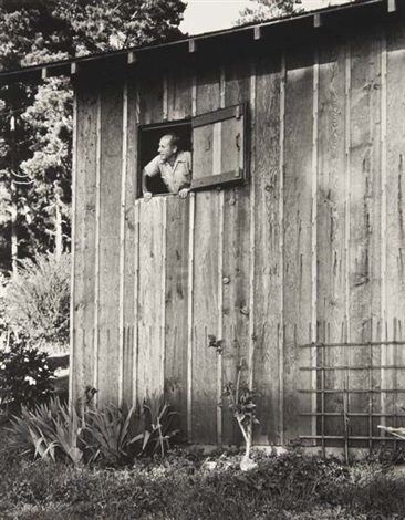 edward weston carmel ca by beaumont newhall