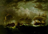tidings from the sea by percival de luce