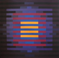 radiate ii (1970-1972) by john holden