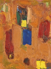 concerto in colors by hans hofmann