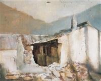 abandoned house by xia baoyuan