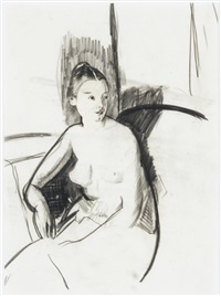 nude by george wesley bellows