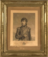 prince eugène napoléon, vice-roi d'italie by louis charles ruotte