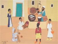 le marchand de beignets by saïd aït youssef