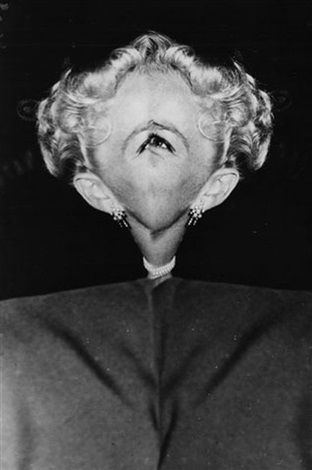 betty hutton by weegee