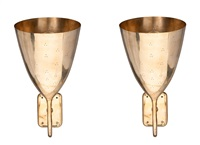 wall lamps (set of 2) by paavo tynell