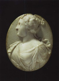 portrait of a lady by francis van bossuit