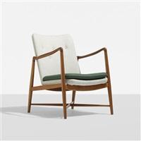 lounge chair by finn juhl