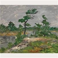 landscape by william goodridge roberts