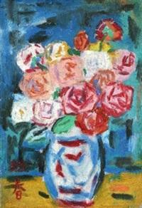 玫瑰 by liao chi chun